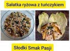 sałatka z rukoli i roszponki do obiadu: Przepisy, jak zrobić - Smaker.pl Tacos, Mexican, Beef, Ethnic Recipes, Food, Meat, Essen, Meals, Yemek