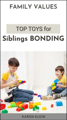 All parents wish their children to become friends, who will always be there for each other. Here, in this article, you will read about advice and gifts that will help in this important task! Enjoy parenting... #siblingsbonding Science Games, Sibling Relationships, Peaceful Parenting, Top Toys, Family Values, Outdoor Toys, Christmas Gifts For Kids, Infant Activities, Best Relationship