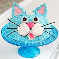 Cat Cake (via Parents.com)