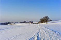 Winter auf dem Lande (winter in the countryside) flickr by Helmut Reichelt