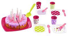 Ecoiffier Birthday Cake , Pink Ecoiffier #welovetomaketoys http://www.amazon.in/dp/B006G6JMTM/ref=cm_sw_r_pi_dp_x_jc1Pxb0GQA74B