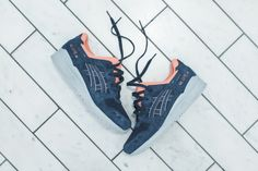 Sneakers femme - Asics Gel Lyte III Indian Ink