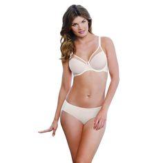 Bali Women's One smooth U Light Illusion Neckline Underwire Bra 3439 -