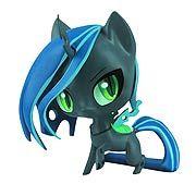 My Little Pony: Friendship is Magic Queen Chrysalis Chibi Vinyl Figure