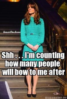 The Inner Duchess of Kate Middleton