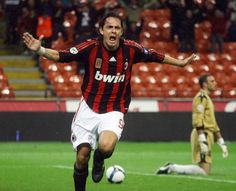 Filippo Inzaghi - at Milan from 2001 - now