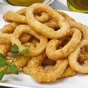 Receta de Rabas o calamares rebozados - Karlos Arguiñano