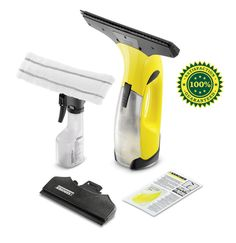 Window Vacuum Cleaner Glass Karcher WV2 Premium 2nd Generation Cordless Tool