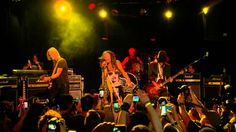Aerosmith performs their classic hits LIVE at the world-famous Hollywood venue Whisky a Go Go. Watch the full performance as the legendary rock band is joine...
