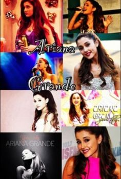 Ariana Grande ❤❤ Love you