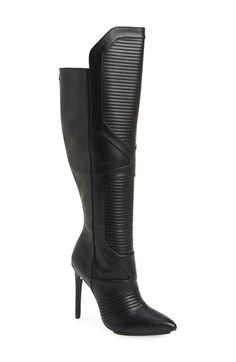 gx by GWEN STEFANI 'Cartel' Over the Knee Boot (Women) available at #Nordstrom