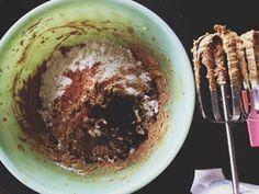 gingerbread cake {a one bowl recipe}