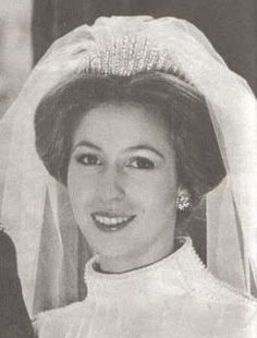 Tiara Mania: Fringe Tiara worn by Princess Anne of the United Kingdom, The Princess Royal