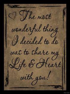 Du und ich....