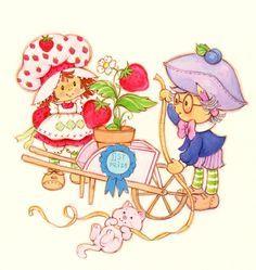 strawberry shortcake and friends 80s - Buscar con Google