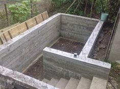 Мастер-класс: бетонный погреб своими руками