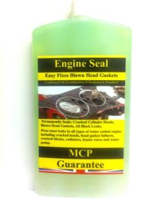 STEEL SEAL HEAD GASKET SEALER CRACKED CYLINDERS BLOCK&SEALED BLOWN GASKETS,330ML