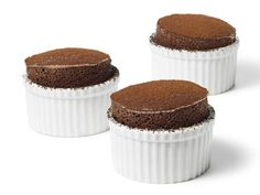 What better cure for a case of The Mondays than Chocolate Souffles from #FNMag? We couldn't think of one, either.