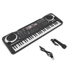 61 Chiavi di Musica Digitale Elettronico Keyboard Key Board Regalo Pianoforte Elettrico Regalo Vendita Calda