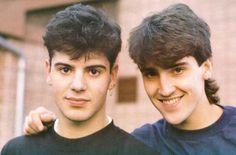 Jordan and Jonathan Knight