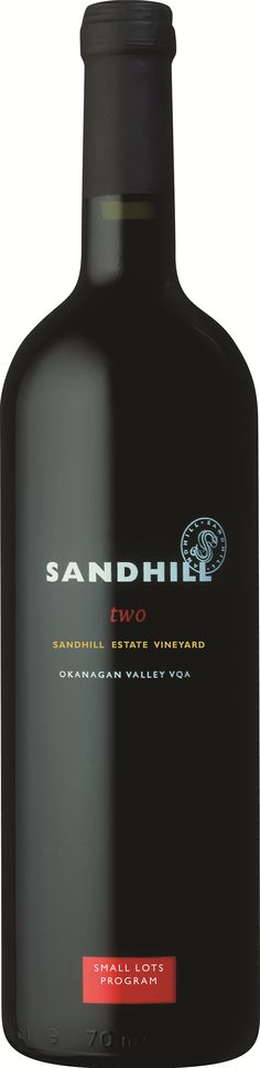 Sandhill Small Lots two.  $32 Canadian - best full red at a 50 point spread.