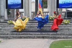 #YoApoyoALaOLPPorque En Roma realizaron homenaje a la cultura venezolana
