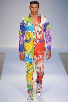 Moschino | Spring 2015 Menswear Collection