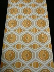 orange brown geometric figures
