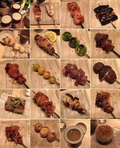 Awesome yakitori place (grilled chicken and other stuff on small skewers) in Tokyo.
