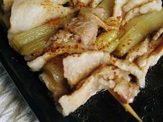 豚とネギのトロトロ煮