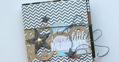 Happy Monday Chic Tags  fans! I hope you had a great weekend :)      I'm  here today sharing this adorable mini album I made using the s...