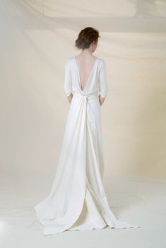 Bahia Top and Jara Skirt | Cortana Wedding Dress
