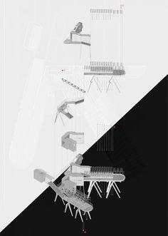 Pavilion of Apocalyptic London  - Lucas Weizeng Ler