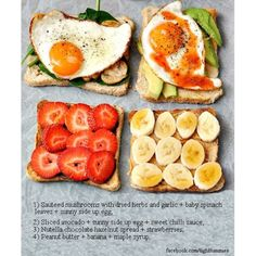 Image Gallery Healthy Breakfast Recipes Tumblr