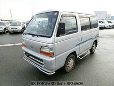 Used 1994 HONDA / Street (V-HH3) / A/C / Mileage:140,376km / Steering: Right / Color: Silver http://niji7.com/maker/honda/model/street/id/452848 #usedcars #beforward