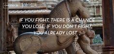 http://onedayin.es/quien-lucha-puede-perder-quien-no-lucha-ya-perdio/