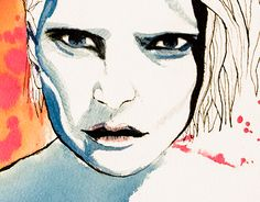"""Check out new work on my @Behance portfolio: """"Watercolor & ink"""" http://be.net/gallery/33842820/Watercolor-ink"""