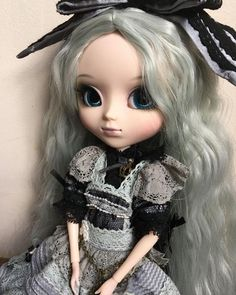 Pullip Romantic Alice Monochrome #dxgirly #pullip #pullipdoll #pullips #pullipdolls #pullipromanticalice #pullipromanticalicemonochrome #pullipstyle #pullipphotography #dollphotography #doll #dolls #dolly #dollies #dollstagram #dollsofinstagram #dollcollector #dollcommunity #dollcollection @dxgirly