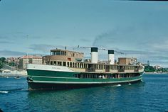 Sydney Ferries, Old Photos, Art Reference, Australia, History, Places, Ships, Old Pictures, Historia