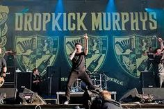 Dropkick Murphys Live Sziget 2015