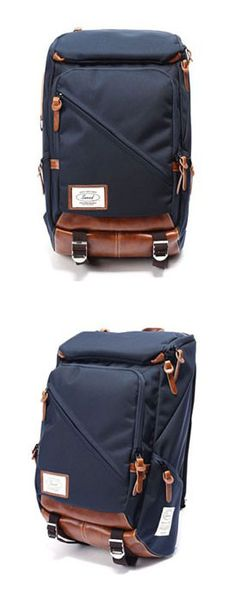 Functional stylish backpack. Laptop pocket, practical compartments, durable materials. NoArt Sweed Proper.