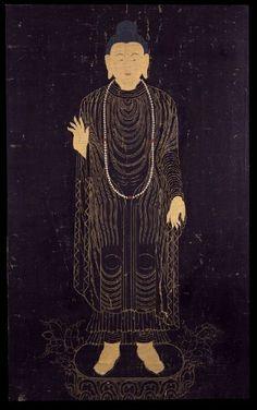 Shakyamuni Buddha. China, 1700 - 1799. Collection of Rubin Museum of Art.