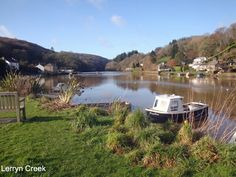 Lerryn Creek, South Cornwall.