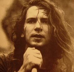 I'm Eddie Vedder. Try not to stare at my lips and fall into a trance.