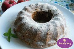 Healthy Cake, Healthy Recipes, Doughnut, Healthy Lifestyle, Muffin, Paleo, Sweets, Desserts, Pound Cakes