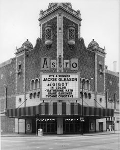 The Astro Theater in Omaha in 1962. THE WORLD-HERALD