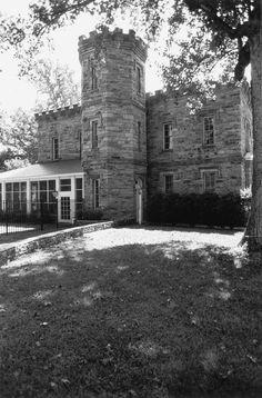 Melrose Castle Casanova VA Built 1856 58 For The Murray Family It Served