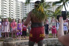 Looking to take the family to an amazing Luau on Oahu? Check out the Fia Fia Luau. It's the best!