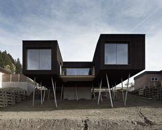 House S in Vorderweissenbach by HPSA