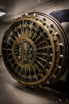 Awesome Vault Door